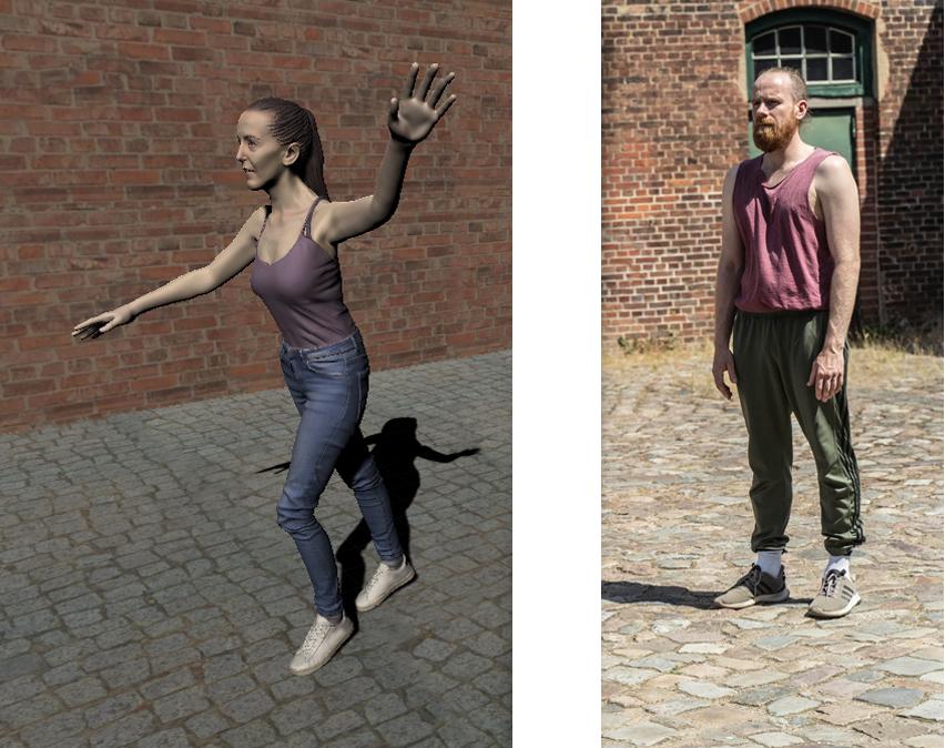 RADICAL DANCE SERIES – Real vs Digital